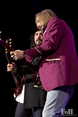 Tom Petty & mike Campbell (fohphoto@rogers.com) Tags: music toronto rock concert acc live classicrock tompetty aircanadacentre q107 heartbreakers mikecampbell