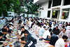 Joys of Ramazan 2015 at Hajvery University (HU)!