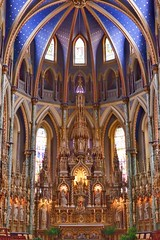 Notre-Dame Cathedral Basilica (G-Lide) Tags: ontario canada church architecture design nikon ottawa churches altar northamerica d3100