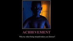 Achievement (maetsummer) Tags: demotivation