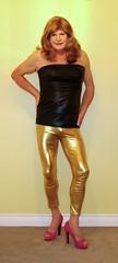 Golden girl 5 (donnacd) Tags: donna tv cd crossdressing dressing tgirl sissy tranny crossdresser crossdress ts domina feminization travesti feminized xdresser transgenre tgurl