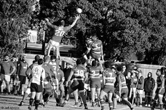 Lineout A (Wildlife_Biologist) Tags: newzealand blackandwhite color monochrome sport outdoors photo team flickr foto photographer action rugby crowd picture competition running photograph nz wellington fans spectators amateur lineout scrum onlookers tawa rugbyplayer teamsport converstion clubrugby mariststpats wildlifebiologist jeffahrens