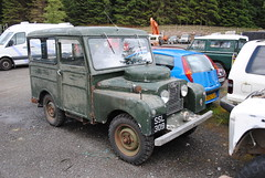 Lix Toll (sniffler) Tags: 1954 landrover woodie lixtoll