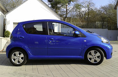image005 (PHFAHR) Tags: toyota coolblue aygo