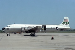 153694 Douglas C-118B Liftmaster US Navy (pslg05896) Tags: douglas usnavy mtc selfridge liftmaster c118 kmtc 153694