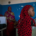 Samaya Mohammed, 9 sits at the Jigjiga hospital while she recovers from tuberculosis, in Jigjiga, Somali Region, Ethiopia