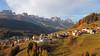 Fassa valley - Dolomites (ab.130722jvkz) Tags: italy trentino alps easternalps dolomites autumn