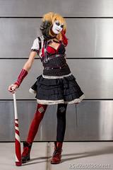Harley Quinn (dgwphotography) Tags: cosplay nycc nycc2016 newyorkcomiccon 70200mmf28gvrii nikond600 nikoncls harleyquinn dccomics dc suicidesquad