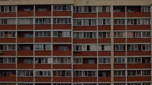 Sowjetische Architektur