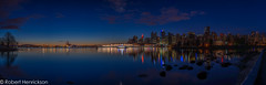 Xmas-12 (Robert Henrickson) Tags: christmasmorning twilight bluehour coalharbour vancouverisawesome explorebc nightscape panorama longexposure vancouver stanleypark sunrise