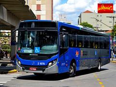 2 1076 Sambaíba Transportes Urbanos (busManíaCo) Tags: busmaníaco nikond3100 nikon d3100 ônibus urbano caioinduscar sambaíba caio apache vip iv mercedesbenz of1721 bluetec 5 transportes urbanos
