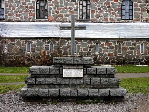 Памятник финским войнам