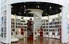 Bookworm's heaven (eweliyi) Tags: eweliyi me ja self amsterdam netherlands library openbarebibliotheekamsterdam books iwanttohavearoomlikethis white bookcase stairs