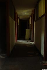 Couloir noir