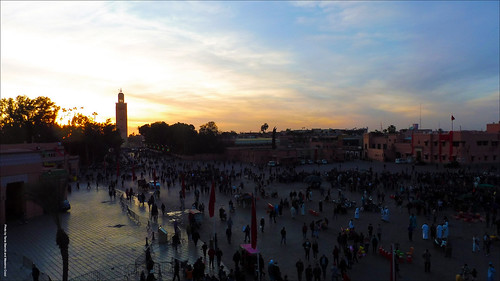 Thumbnail from Jemaa el Fna Square