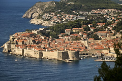 A6366DUBb (preacher43) Tags: dubrovnik croatia adriatic sea old town port fort john
