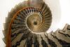 Spiral point 80eight.. (Richard Weber - 2.500.000 views) Tags: moena rizzoweb spiral stairs stair starcase