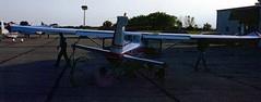 Sumtin' jes' ain't right (mistrav8r) Tags: bent aiplane mishap damage takeoff