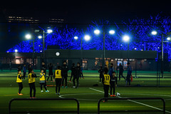 Foot Luminance (H.H. Mahal Alysheba) Tags: snapshot tokyo night lumix gx7 sports illumination lumixg 1260mmf3556