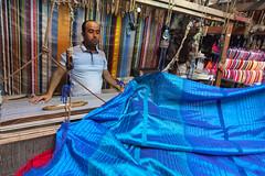 Old Loom Machine (Zlatko Unger) Tags: fez fes morocco fès medina tour el bali feselbali horse hair weaving loom machine
