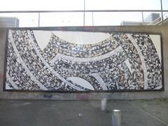 Martina Merlini au M.U.R. XIII (avril 2015) (Archi & Philou) Tags: martinamerlini merlini murxiii paris13 streetart
