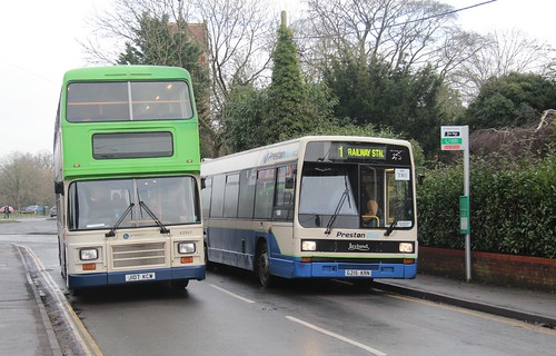 J107KCW and G215KRN Preston 42557 and 31215 Mortimer