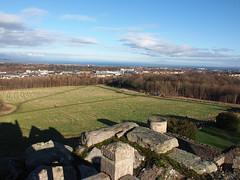 View from Craigmillar Castle Edinburgh (cmax211) Tags: infocus highquality view craigmillar castle scotland edinburgh