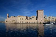 Fort Saint-Jean (Marseille), France, January 2017 278 (tango-) Tags: francia marsiglia castello porto port