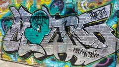Malice... (colourourcity) Tags: streetart streetartnow streetartaustralia graffiti graffitimelbourne melbourne burncity awesome colourourcity colourourcitymelbourne nofilters malice tsf