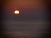 Mediterranian sunset (lamnn92) Tags: sunset livorno liguriansea mediterrarian ocean water sun cloud night colors orange fireball horizon vignette travel panasonic fz1000