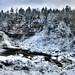 Winter at Blackwaterfalls....... (photodawg2008) Tags: blackwaterfalls winterwaterfalls waterfalls westvirginiawaterfalls blackwaterfallsstatepark daviswestvirginia pano landscape winter westvirginia snowwaterfalls