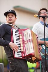 Oakland First Friday (Thomas Hawk) Tags: america artmurmur california eastbay firstfriday firstfriday06052015 oakland usa unitedstates unitedstatesofamerica accordian livemusic