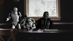 master, you are harry potter!! (世界這麽大) Tags: starwars stormtrooper darthvader vader coffee pouring snack shadow light photoshop manuipuation figure toy toyfigure hongkong amazing tiefighter newspaper mug harrypotter magic force
