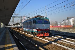 E652.149 di Mercitalia Rail MRV 50627 Torino Orbassano F.A. - Fossacesia in transito a Torino Lingotto