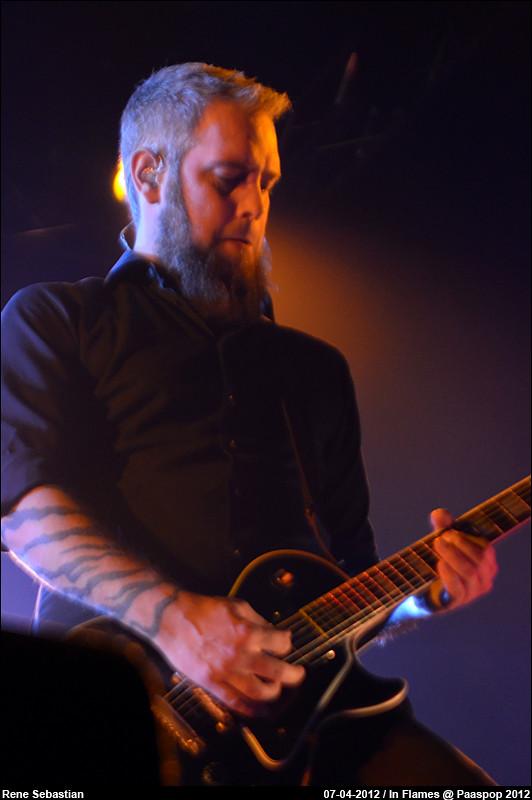 In Flames @ Paaspop 2012