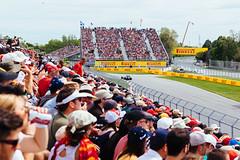 Racing Fans (RomanK Photography) Tags: f1 racing formulaone fans formula1 canadiangranprix