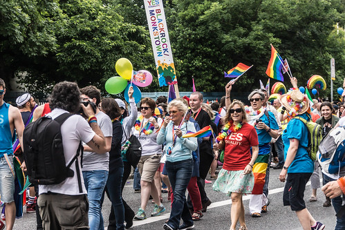 DUBLIN 2015 LGBTQ PRIDE PARADE [WERE YOU THERE] REF-105972