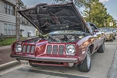 Grand Am (jfsampsonphotos) Tags: illinois automobile gm photograph 70s pontiac hdr classiccars musclecar plainfield cruisenight grandam madeindetroit compositeimage