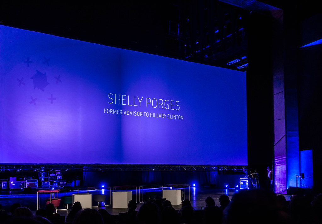 Trailblazing Women- Shelly Porges, National Finance Co-Chair, Ready for Hilary [Inspirefest 2015] REF-105782