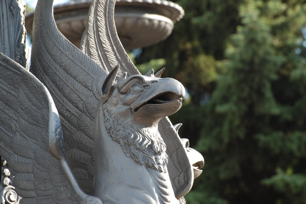 фото: Мордато-крылатое