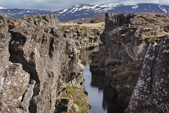 Zoltan Papdi 2015-0331 (Papdi Zoltan Silvester) Tags: travel mountain color green nature water ecology horizontal landscape volcano living waterfall iceland peace zen volcanic islande ecotourism
