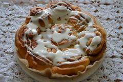 Buttermilk Cinnamon Rolls (bhartisanbakery) Tags: fruit bread monkey strawberry berries chocolate cinnamon blueberry pastry raspberry icing rolls vanilla cocoa flaky buttermilk