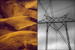 same spot [Day 2380] (brianjmatis) Tags: california us unitedstates utility hills photoaday electricity electrical arroyogrande project365
