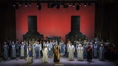 From the Opera Nabucco (malioli) Tags: music canon opera europe play theatre croatia drama cro hrvatska verdi karlovac nabuco costims hnkosijek