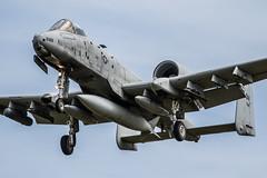 Fairchild A-10C Thunderbolt II (Nick Collins Photography, Thanks for 3.6 million v) Tags: arizona usa flying suffolk aircraft military ii davis usaf dm fairchild raf afb thunderbolt mildenhall monthan a10c 810998