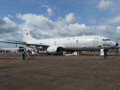 167956 Boeing P-8A Poseidon cn 40596 ln 3522 United States Navy Fairford 18Jul15 (kerrydavidtaylor) Tags: boeing737 egva riat2015