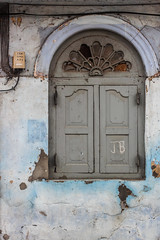 JB (Nazly) Tags: street door old window architecture arch arc srilanka colombo pettah