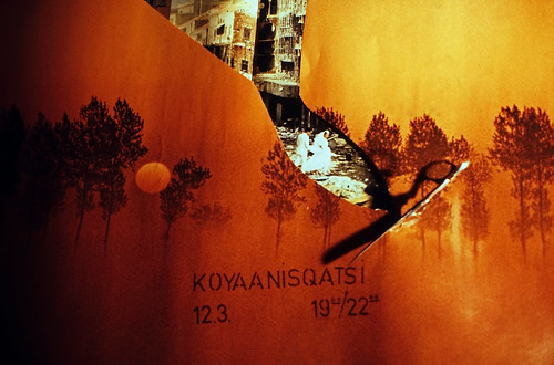 "Filmwerbe-Dia ""Koyaanisqatsi"" (01) • <a style=""font-size:0.8em;"" href=""http://www.flickr.com/photos/69570948@N04/19907427685/"" target=""_blank"">View on Flickr</a>"