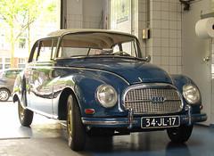 1960 Auto Union 1000 (rvandermaar) Tags: auto union 1000 dkw autounion 1960 autounion1000 sidecode3 34jl17