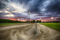 Baseball (Kansas Poetry (Patrick)) Tags: summer sky baseball kansas storms lawrencekansas patrickemerson